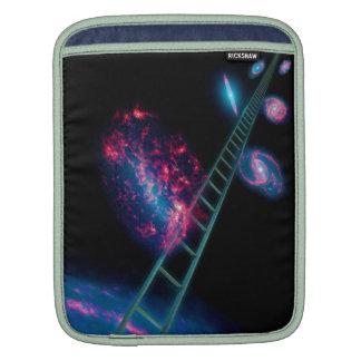 échelle cosmique poches iPad