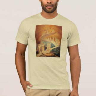 Échelle William Blake de Jacobs d'art T-shirt
