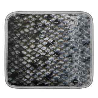 Échelles de poissons poches pour iPad
