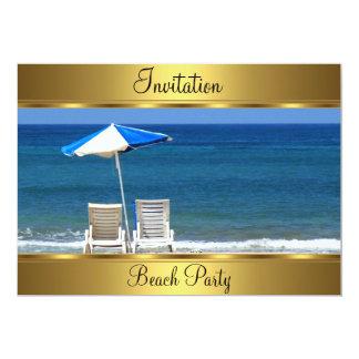 Échouez la cinquantième fête d'anniversaire carton d'invitation  12,7 cm x 17,78 cm