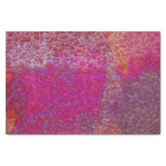 Éclaboussure de couleurs papier mousseline