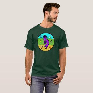 École de CDD de T-shirt de Shamanism