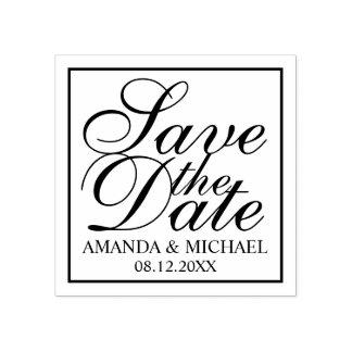 Économies élégantes de mariage la date