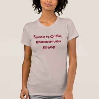 Économisé par grâce t-shirt