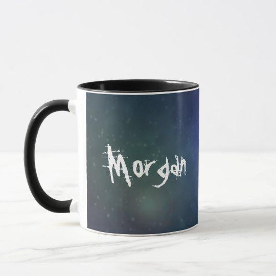 Écrit dans les étoiles mug