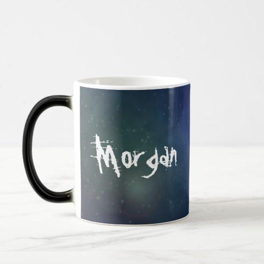 Écrit dans les étoiles mug magique