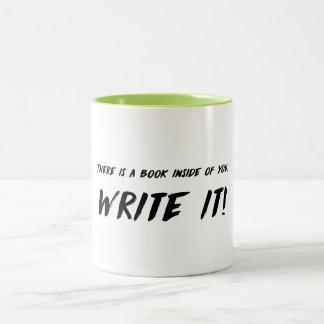 Écrivez-le ! Tasse