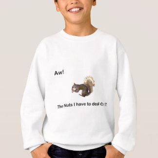Écureuil à noix sweatshirt
