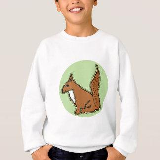 Écureuil amical sweatshirt