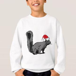 Écureuil de Noël Sweatshirt