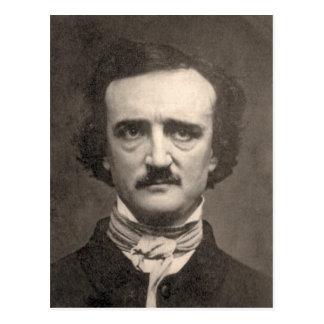 Edgar Allan Poe Carte Postale
