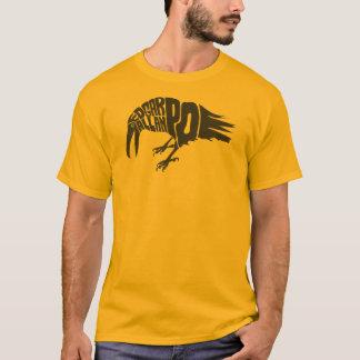Edgar Allan Poe - Raven T-shirt