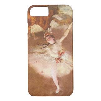 Edgar Degas le coque iphone d'étoile