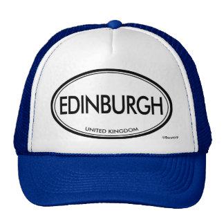 Edimbourg, Royaume-Uni Casquettes De Camionneur
