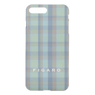 édition de McFig Figaro Seasons Tartan Limited Coque iPhone 7 Plus