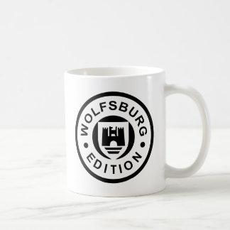 Édition de Wolfsbourg (noir) Tasse À Café