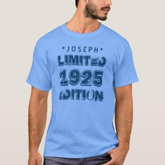 édition V01Z de 1925 ou d'Any Year Birthday T-shirt