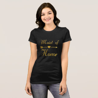 Eer van het Meisje van de Vrijgezellin van het T Shirt