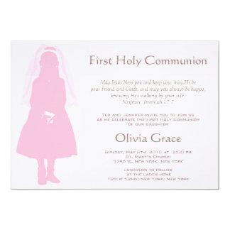 Eerste Heilige Communie en Aankondiging - Meisje