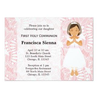 Eerste Heilige Communie Kaart