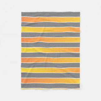 Effacement jaune à l'orange avec la couverture