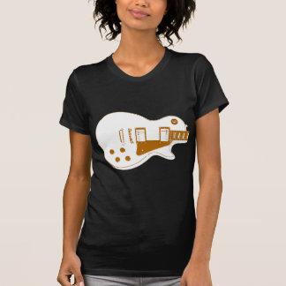 Effet de papier à lettres de Guitare-T Tee-shirt
