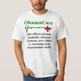 Effets secondaires d'ObamaCare T-shirt