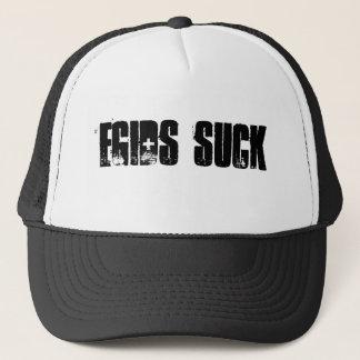 EGIDS SUCENT le casquette de camionneur