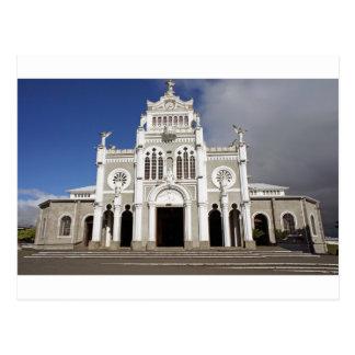 église au Costa Rica Cartes Postales