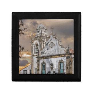 Église coloniale Olinda d'antiquité extérieure de Boîte À Souvenirs