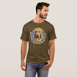 Église de Roscotology (logo minimal de cercle) T-shirt
