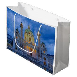 Église de saint Charles, Vienne Grand Sac Cadeau