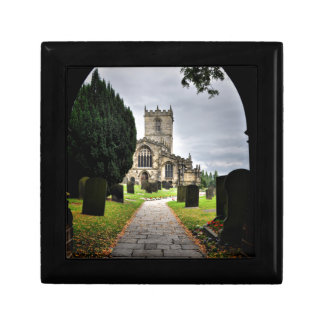 église d'ecclesfield boîte à souvenirs