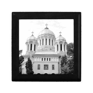 Église orthodoxe boîte à souvenirs