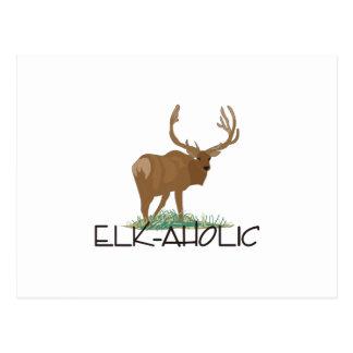Élans-aholic Cartes Postales