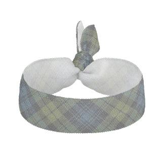 Élastique Pour Cheveux L'écossais de Campbell accentue le tartan de vert