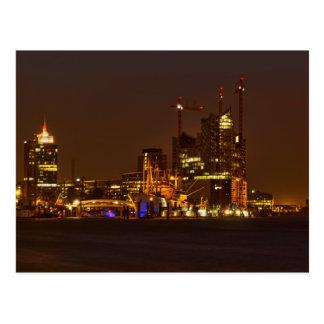 Elbphilharmonie Hambourg - Cityline Carte Postale