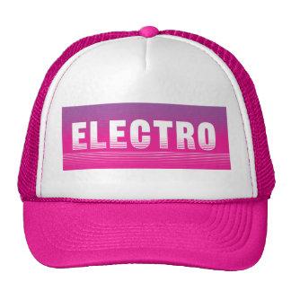 Électro casquette