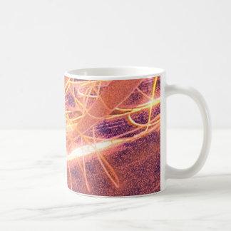 Électro lumières mug