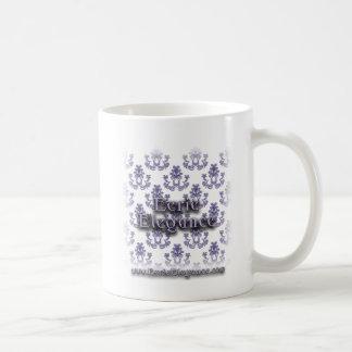 Élégance mystérieuse mug