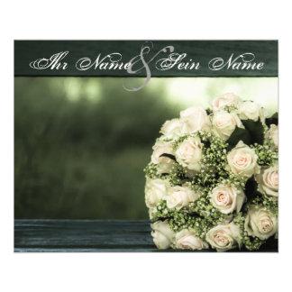 Elegant Huwelijk Folder