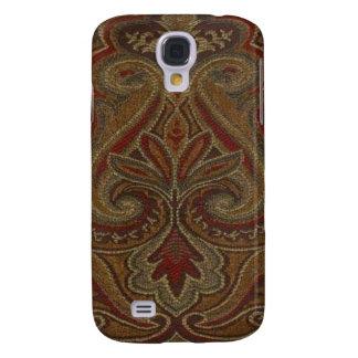Elegant Paisley 3G/3GS Galaxy S4 Hoesje