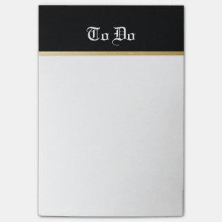 Élégant pour faire des notes de liste post-it®
