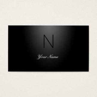 Elegante moderne cartes de visite