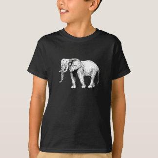 éléphant t-shirt
