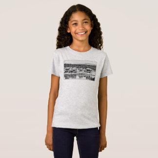 Éléphants de Bush d'Africain, T-shirt d'animaux de