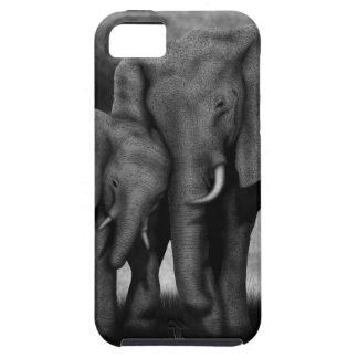 Éléphants Étui iPhone 5