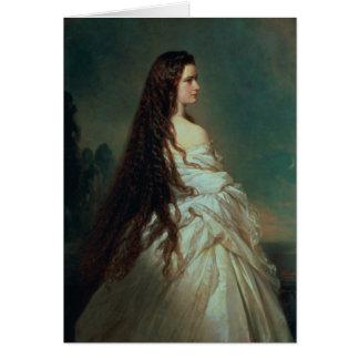 Elizabeth de la Bavière Cartes De Vœux