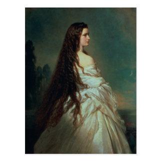 Elizabeth de la Bavière Carte Postale