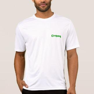 Emballeurs révélant le commerçant t-shirt